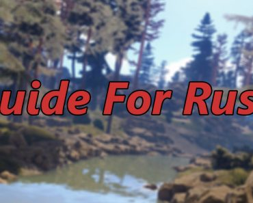 guide for  rust